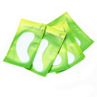 Thin Hydrogel Eye Patch for Eyelash Extension Under EyePatches Lint Free Gel Pads Moisture Eyes Mask