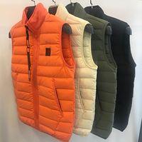 Topstoney 2020ss NE W Desen Konng Gonng Yelek Sonbahar Ve Kış Kalınlaşmış Yelek Moda Marka Yüksek Sürüm Erkek Giyim