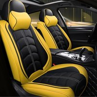 Luxury Leather For Infiniti ESQ Fx Fx35 Fx37 G25 G35 Q50 Q60 Qx50 Q70L Qx56 Qx60 Qx70 Qx80 Jx35 Auto Accessories Car Seat Covers