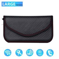 Bag Car Key Cell Phone Protection Fob Shielding Pouch Wallet ID Home Case Storage Bags