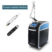 Discovery Pico Picosecond Laser Laser Acne Spot Pigmentation Rimozione 755nm Cynosure Lazer Attrezzature di bellezza