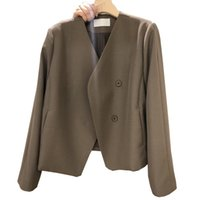 Women's Suits & Blazers 2021, Style, Short Suit Jacket, Woman, Spring And Autumn, Small Suit, Woman's Coat