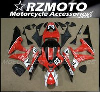 Injection Mold New ABS Whole Fairings kits fit for HONDA CBR600RR F5 2007 2008 07 08 Bodywork set 03