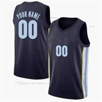 Printed Custom DIY Design Basketball Jerseys Customization Team Uniforms Print Personalized Letters Name and Number Mens Women Kids Youth Memphis004