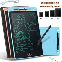 6.5 8.5 10 12 inch LCD Drawing Tablet For Children's Toys Painting Tools Electronics Writing Board Boy Kids Educational Toys 103