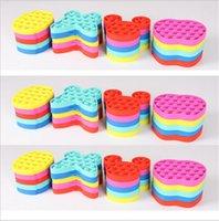 Owalne Kształt Bubble Push Fidget Sensory Zabawki Kid Autyzm Specjalne Potrzeby Naprężenia Reliever and Zwiększ Focus Soft Squeeze Toy G11801