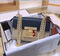Los mejores diseñadores de lujo bolsas de moda para mujer Crossbody Flap Bolsa de colgajo impreso bolso de mano bolsa de cuero real damas bolso de hombro bolso bolsos de bolsos919