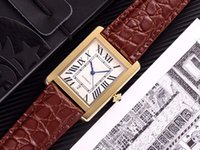 ساعة ميكانيكية للرجال. حزام جلد البقر. 41 مم في القطر. مرآة الياقوت، سلسلة دبابات، جودة 3A