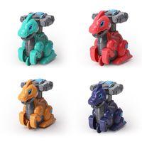 Torna indietro giocattolo creativo pressa a scorrimento Gufo automobile asilo Asilo Asilo Torna Inertial Kids Animal Toys Gifting Bambini Gifts preferiti GWe9356