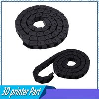 Printers 3d Printer Accessories Tank Chain Nylon Plastic Drag 10*10 7*7 Suitable For I3 Automation Equipment