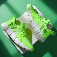 Soft Bottom Men Wholesale Fornatori Scarpe da ginnastica Scarpe sportive Lace-up Traspirante e leggero Sneakers da corsa Big Size 39-45 Fai una passeggiata