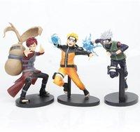 20 cm Action Spielzeugfiguren Naruto Figur Puppe Gaara Kakashi Battle Form Dekoration