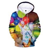 Men's Hoodies & Sweatshirts Fashion Desgn J BALVIN 3D Hoodie Pullover Sweatshirt Print Women Unisex Streetwear Men Clothing Outwear