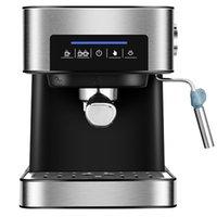 Biolomix 20 Bar Tipo Italiano Máquina de Máquina de Cafeteira Espresso com Leite Frother Wand para Cappuccino Latte e Mocha 220V