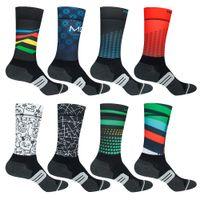 Ultra-thin Noninductive Anti-slip Professional Sport Socks Road Bicycle Socks Men and Women Outdoor Sports Racing Cycling Socks
