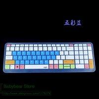 Couvertures de clavier pour PROBOOK 450 G3 G4 G4 ZBook 17 15.6 Protecteur de couverture de l'ordinateur portable en silicone 15.6