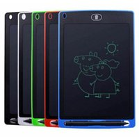 8.5 pollici LCD Le tavolette di scrittura compresse cancellabili Disegno Lavagna Scrittura a mano Regalo per bambini Draw Tablet con penna aggiornata