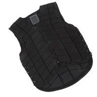Waist Support Belt Sports Safety Protective Vest For Horse Riding Adults Protection Equestrian Adjustable Back