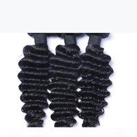 Unprocessed Brazilian Curly Virgin Weaves Pacotes Pacotes Peruanos Malásia Indiana Camboja Mongólia Profunda Onda Curly Human Human Extensions