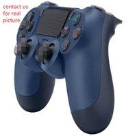 블루투스 무선 컨트롤러 PS4 진동 조이스틱 게임 패드 핸들 플레이 스테이션