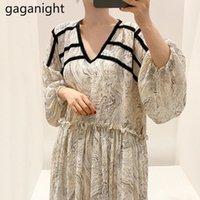 Vintage Women Maxi Bodycon Party Dress Long Sleeve Spring Autumn Fashion Dresses Female Korean Vestidos with Lining 210426