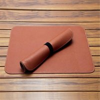 Outdoor Pads Camping Barbecue Table Mat PU Leather Waterproof Oil-proof Picnic Bottom Rug Wash-Free Mats