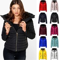 2021 New Winter Jacket Women Casual Warm Winter Coat Women Cotton Polyester Coats and Jackets Plus Size Outerwear
