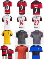 21/22 Flamengo Futbol Formaları Fanlar Oyuncu Sürümü Diego Gabriel B. De Arrascaeta B.Henrique Polo Eğitim Yelek Erkekler Kitleri Futbol Forması