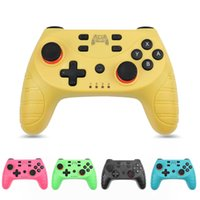 Game Controller For Switch Console with 6-Axis Wireless Bluetooth Gamepad For Nintendo Switch Pro Controller NS-Switch Y1018