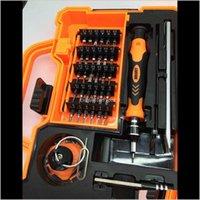 Destornilladores Jakemy JM-8139 45 en 1 Juego de destornilladores precisos Juego de reparación Herramientas de apertura para teléfonos móviles Mantenimiento electrónico GGA175 2TAQC 3TFSR Q1W8