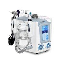 CE Corea 6 in 1 Aqua Hydrafracial Aqua H2 Bio Ultrasuoni RF Esfoliante Peeling Skin Stringing Water Oxygen Facial Beauty Machine
