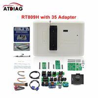 100 % 원래 RT809H 유니버설 프로그래머 EMMC-NAND 플래시 35 어댑터 전체 진단 도구