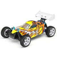 HSP 94107 2.4G 2CH 4WD 1/10 RC Off-Road Buggy RTR