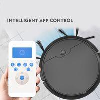 Control Robot Vacuum Cleaner Smart Sweep Mop 3-IN-1 Intelligent Sweeping Wet Dry Floor Aspiradora LISM Cleaners