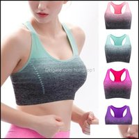 Outfits Exercise Wear Athletic Outdoor Apparel & Outdoorswomen Ladies Running Top Vest Bras Shaper Padded Fitness Yoga Sports Bra Stretch Wo