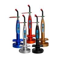 المصابيح الأمامية اللاسلكية اللاسلكي 5W وحدة الأسنان الكبيرة الأسنان أدى ضوء علاج علاج مصباح