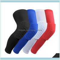 Elbow Safety Athletic Outdoor As Sports & Outdoorssports Basketball Knee Pads Brace Elastic Kneepad Shockproof Protective Gear Pat