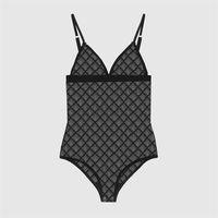 Sexy encaje lencería ropa de dormir bordado carta ropa interior Sling Nightwear de alta calidad Onesies Body para damas Regalo con etiquetas