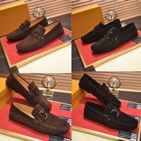 Роскошное мужское высококачественное платье обувь дизайнер бренда коровьиные ботинки боевой кожи Shoess Brogue обувь с золотой нитью