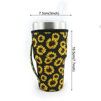 Tumbler Anti-scald Carrier Holder Pouch Neoprene Insulated Sleeve Bags Case 30oz Tumbler Coffee Cup Water Bottle Holder HHE6628