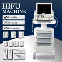 Most Popular Hifu Machine High Intensity Focused Ultrasound Face Lifting Anti-Ageing Body Slimming Skin Care Rejuvenation