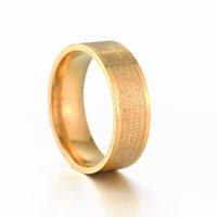 영어 주님의기도 스크립트 우리 아버지는 남성을위한 스테인레스 스틸 크로스 8mm 반지를 새겨 져 여성 종교 믿음 통신 반지 PS1653