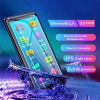 & MP4 Players Mahdi M9 Player Bluetooth 5.0 Touch Screen 3.5 Inch MP3 HIFI Music Support FM Radio Video With Speaker