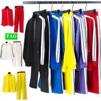 Marca Mulher Tracksuits Designers Roupas Homem Casaco Sportswear Womens Hoodies Supershirts Casacos de Tracksuit Mens ou Calças Roupas Euro Tamanho S-XL