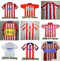 Retro 2003 2004 2005 Centenary Atletico Futbol Formaları 1994 1995 1996 1997 10 11 13 14 15 Torres Simeone Kiko Caminero Futbol Futbol Gömlek