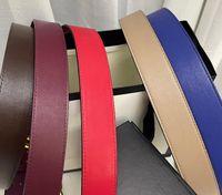 2020 роскошные модные бренды ремни для мужской ремень дизайнер ремень высочайшее качество чисто медная пряжка ставки кожаный мужской целомудрийный ремень 125см