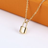 Luxury Pendant Necklaces Fashion for Man Woman Highly Quality Women Party Wedding Love Necklace gift hip hop jewelry