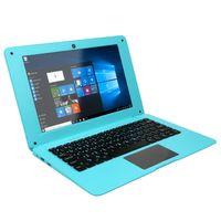 2021 new 10.1 inch mini laptop Windows 10 quad-core 2G RAM 32GB TF Ultrabook Tablet PC