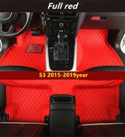 AAA Suitable for Audi S3 2015-2019year customized non-slip non-toxic floor mat car
