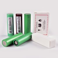 18650 Pil HG2 INR18650 INR 2500 mAH Şarj Edilebilir Pil Far Flashlight Kamp Işık Için